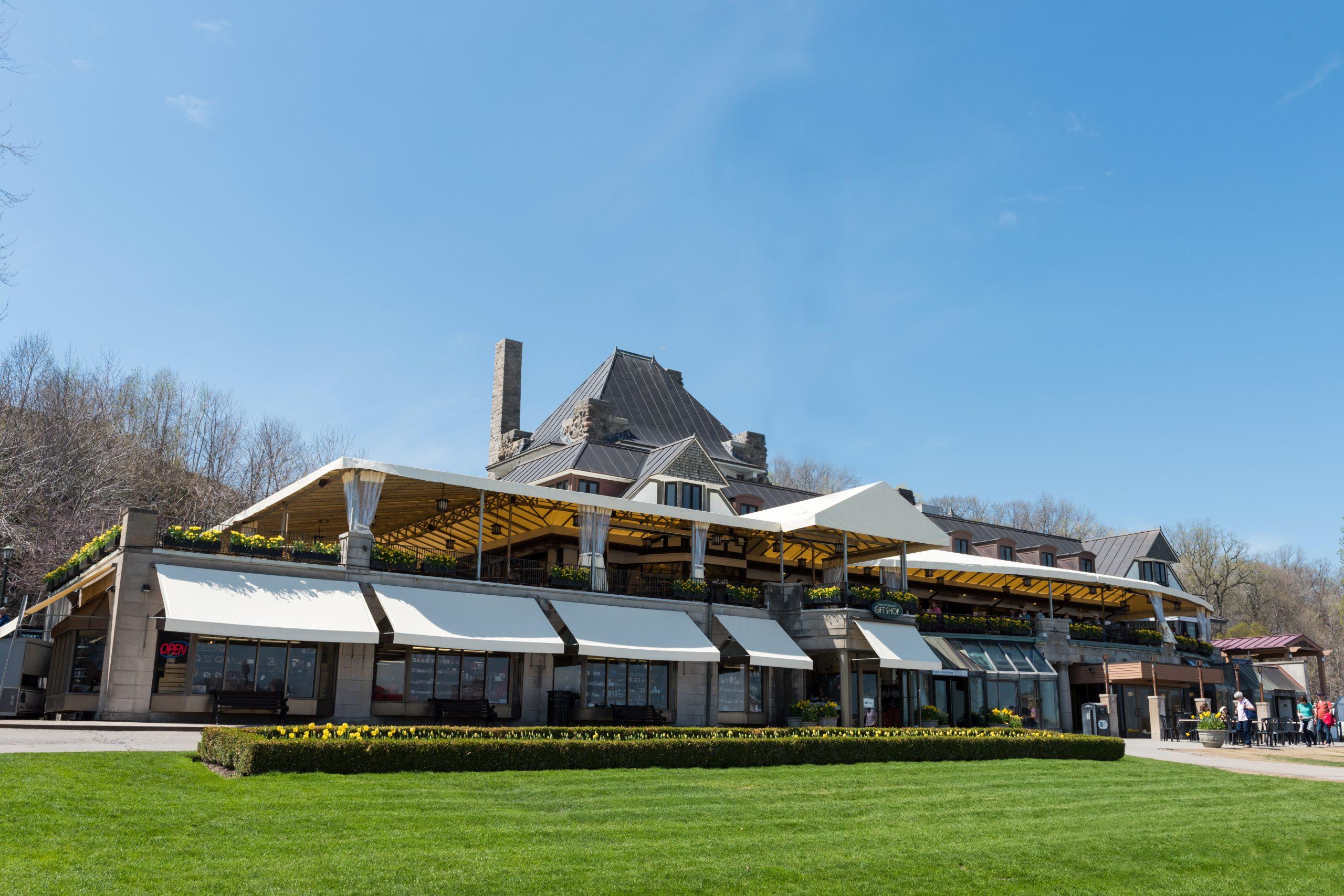 Queen Victoria Place Restaurant Niagara Falls