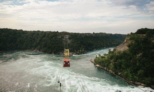 Tourbillon de la rivière Niagara