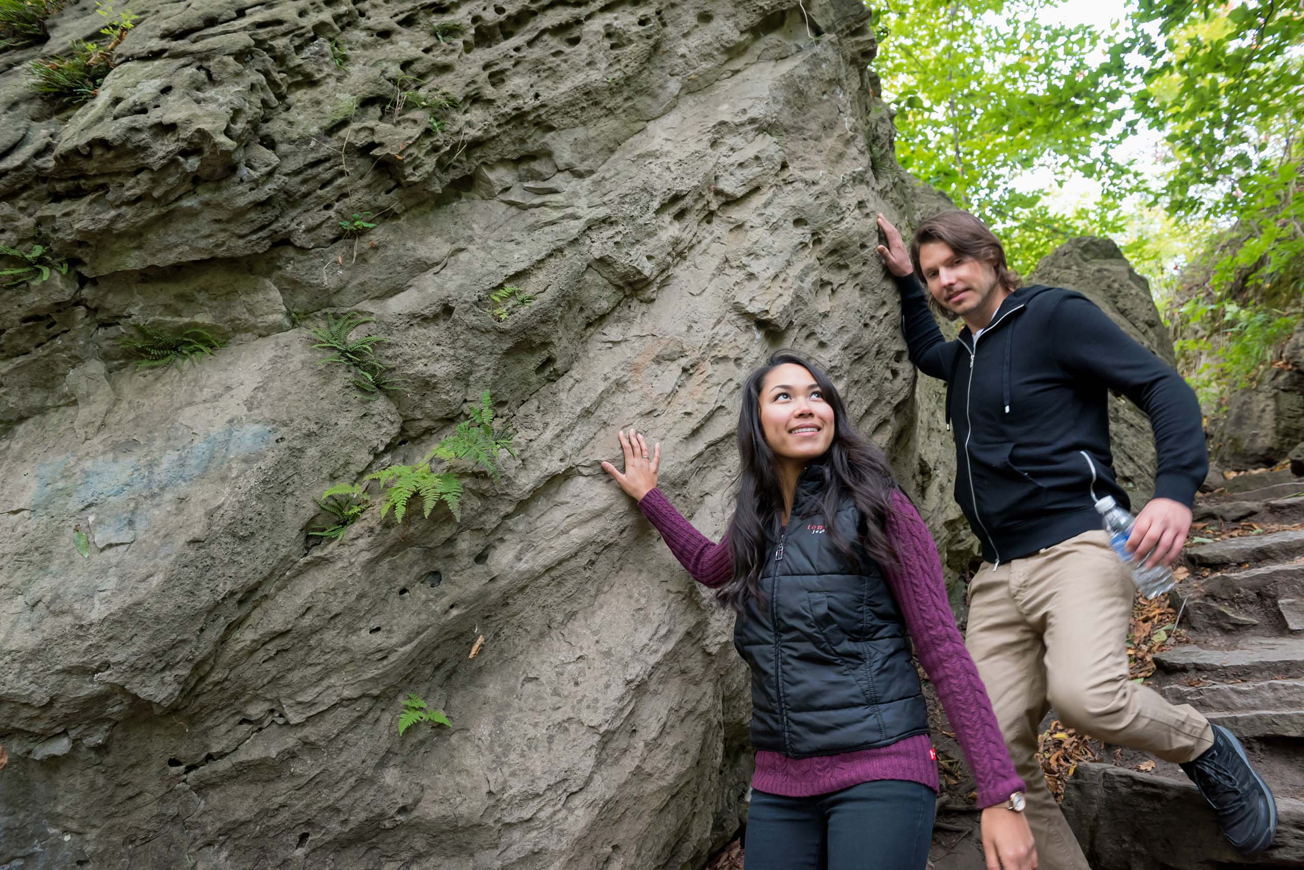 Niagara Parks Reminds Trail Users of the Importance of Safety