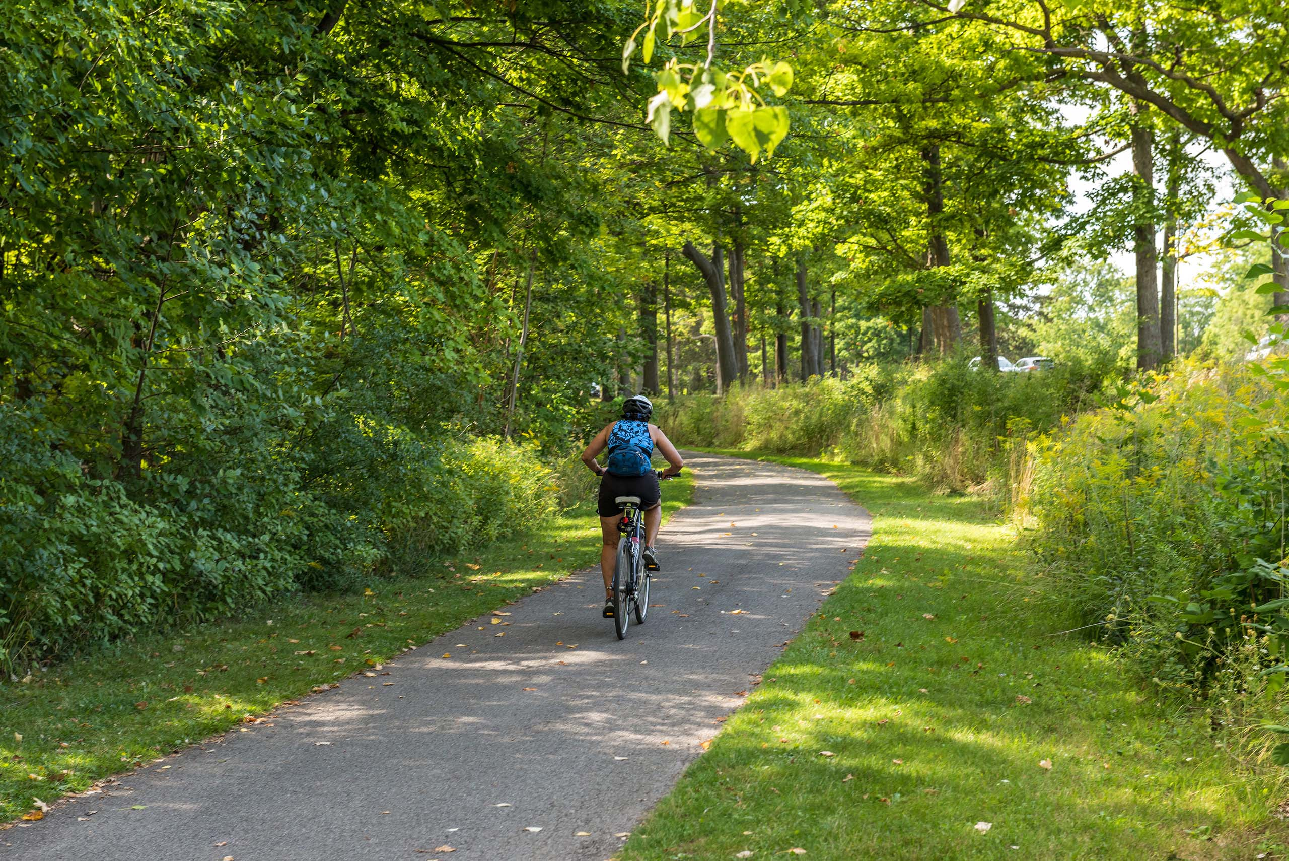 Cycling along the unforgettable Niagara River has never been easier