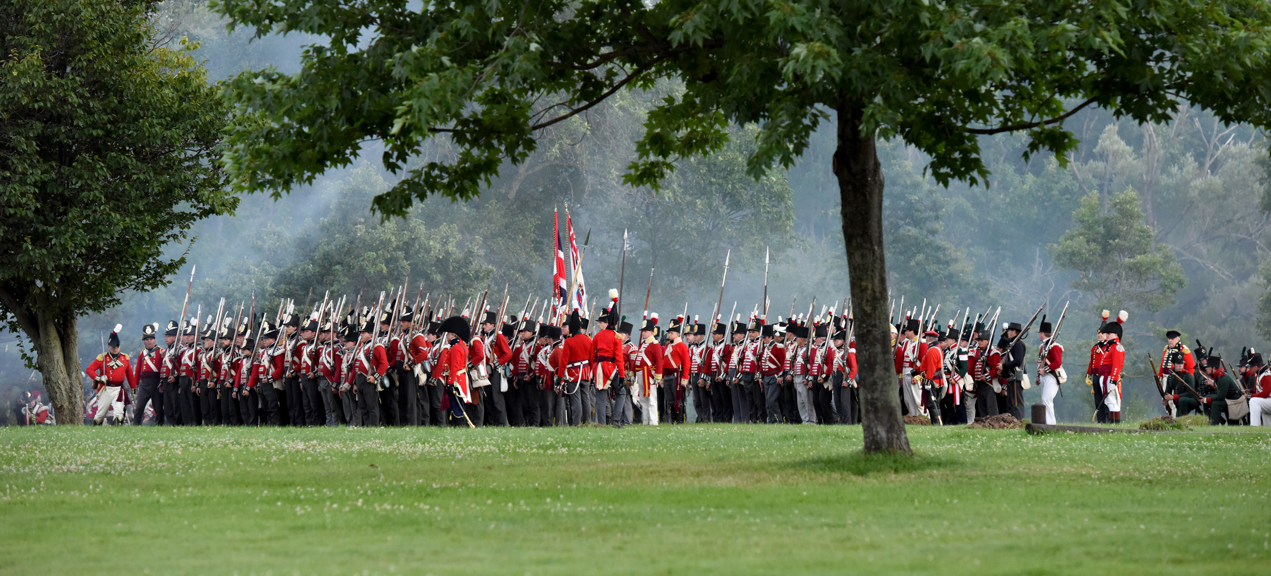 A blast of Niagara's fascinating history