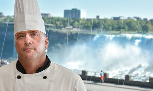 Chef Sidney Krick