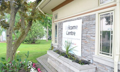 Welcome Centres