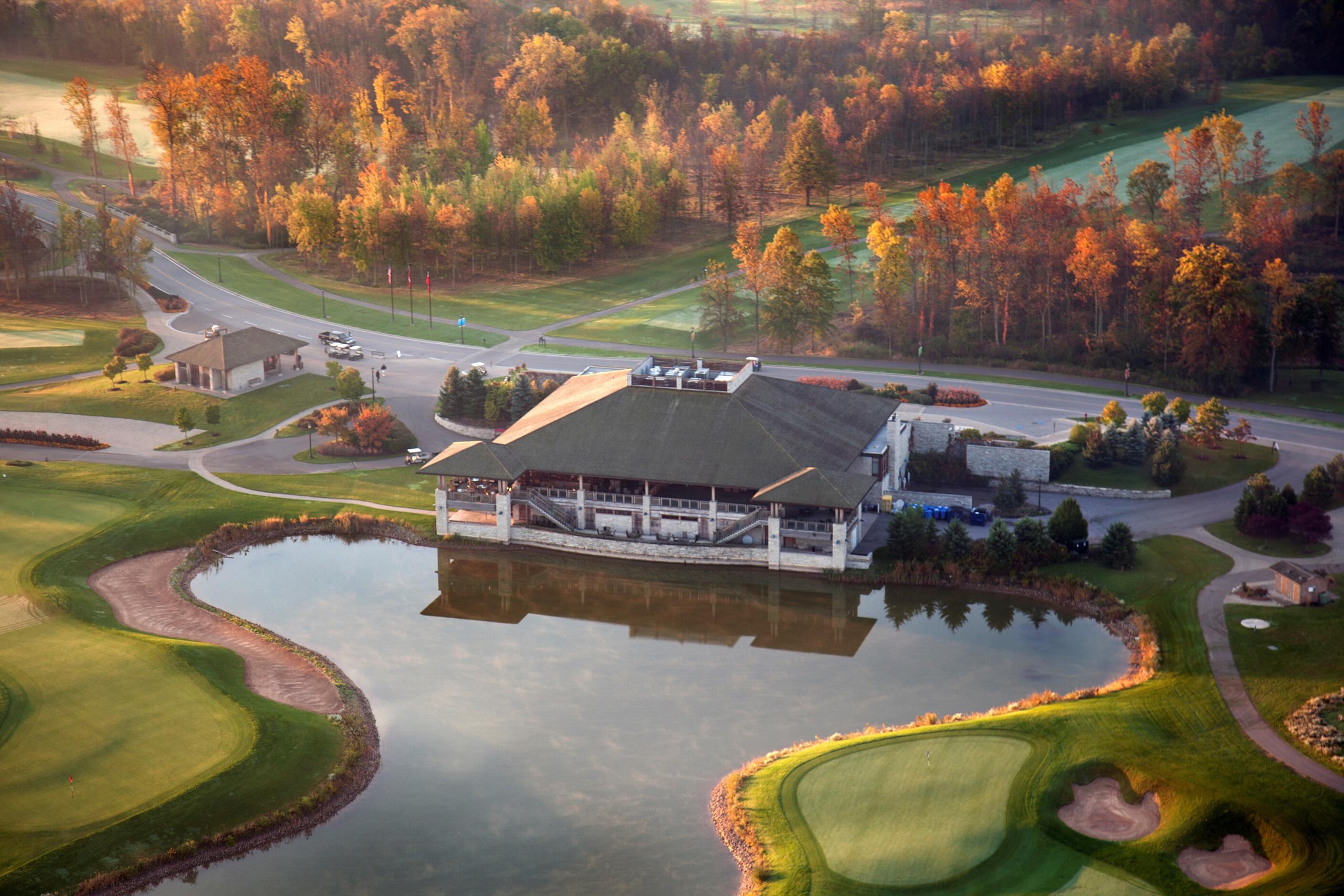 Canada's Premier Public Golf Destination