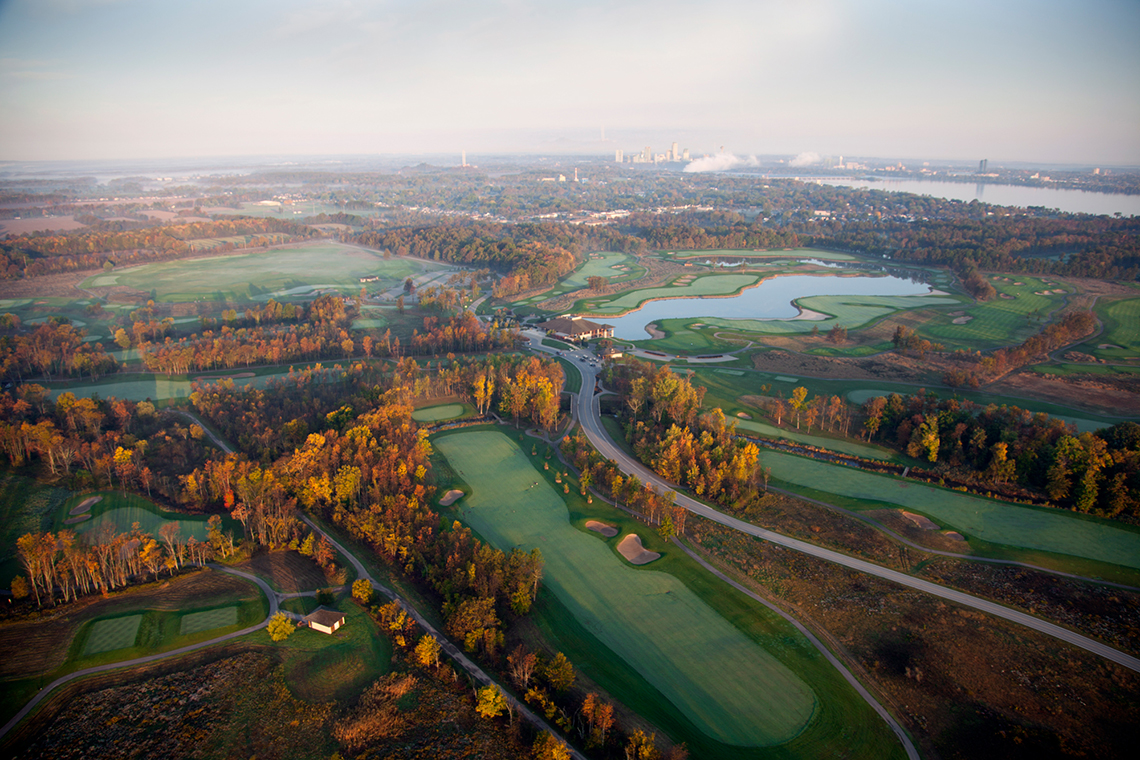 Ussher's Creek Course at Legends on the Niagara