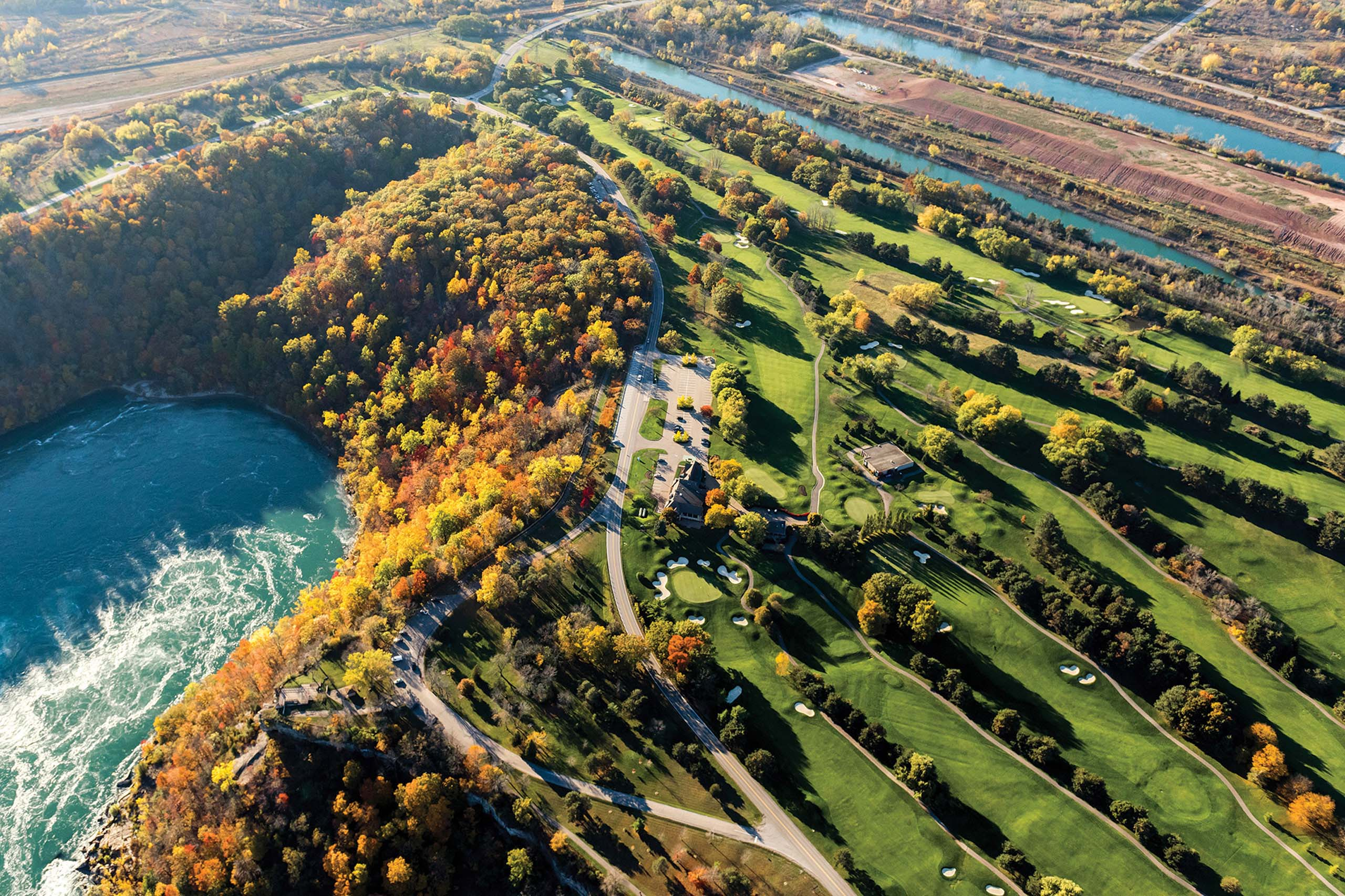 Niagara Parks Announces Phased Reopening Plan for Golf Courses