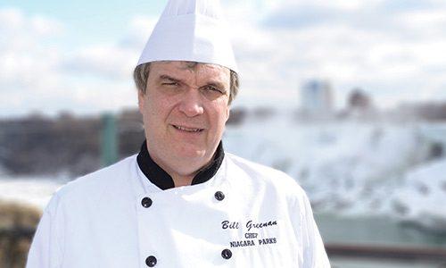 Chef Bill Greenan