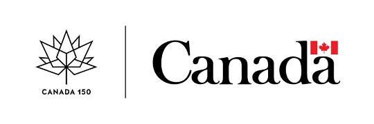 Canada 150 and Government of Canada logos