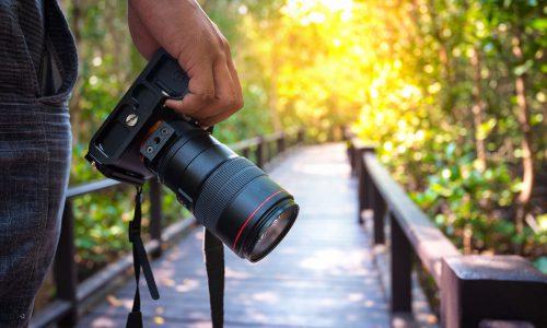 Lieux pour la photographie