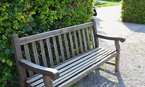 Hyde Park Bench