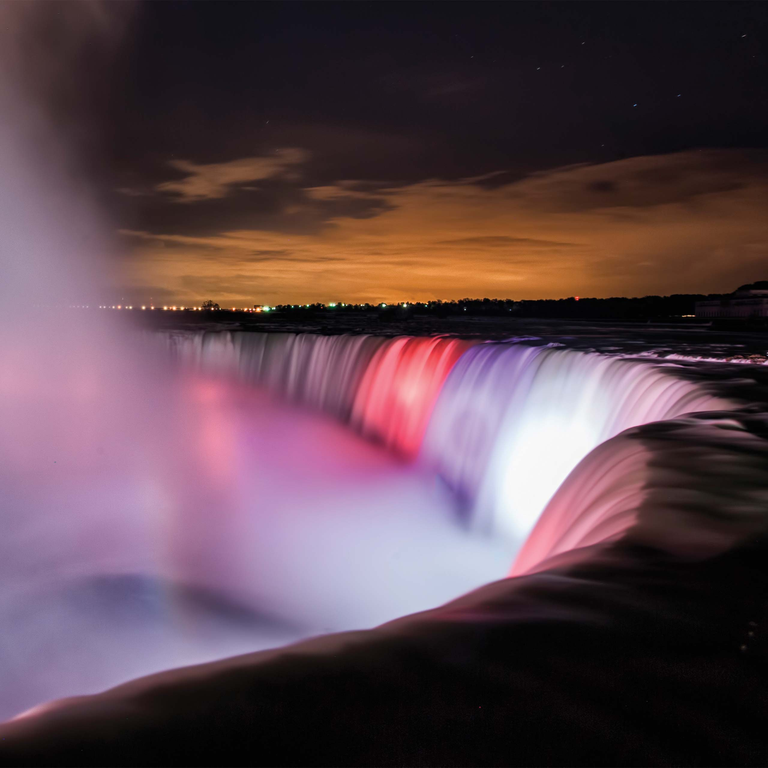 "The Niagara Falls Illumination Board to ""Switch off"" Falls Illumination for Earth Hour 2018"