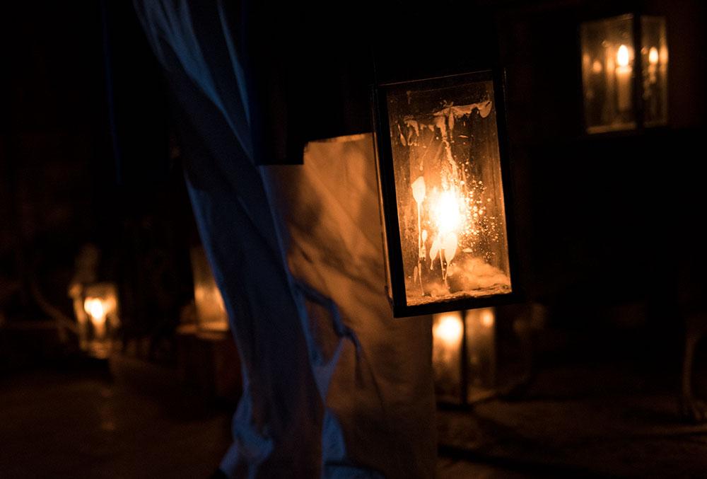 Saturday Night Lantern Tour