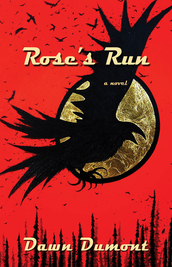 Book cover of Rose's Run