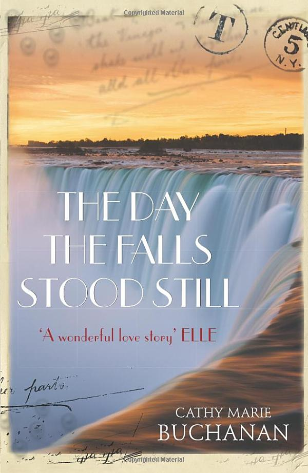 Book cover of The Day the Falls Stood Still