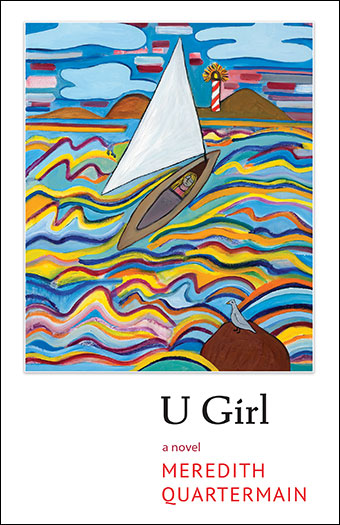 Book cover of U Girl