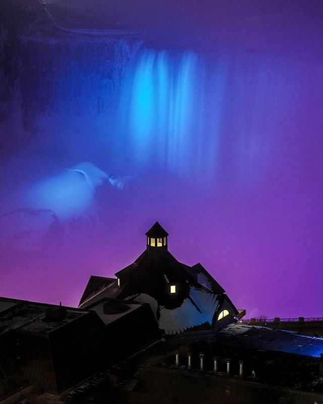 Did you know that Table Rock Centre, the central welcome centre in Niagara Parks