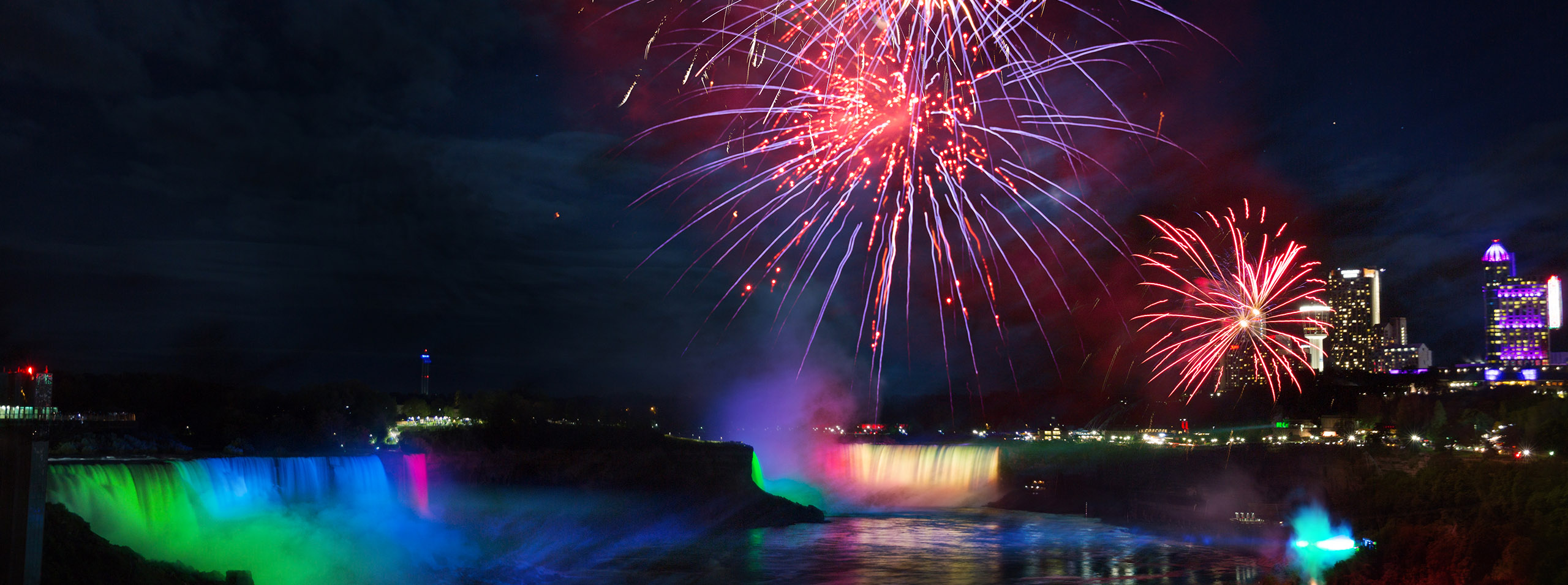 Falls Fireworks Series Celebrates 25th Anniversary with New and Expanded Schedule