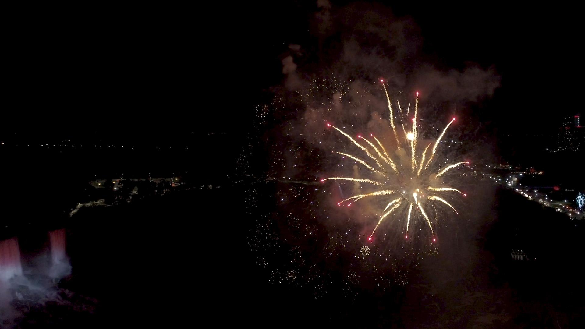 Niagara Falls Fireworks - Schedule, Parking, Best Views