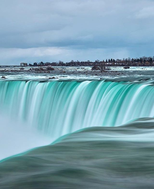 Did you know that the Niagara River is the connecting channel between two Great
