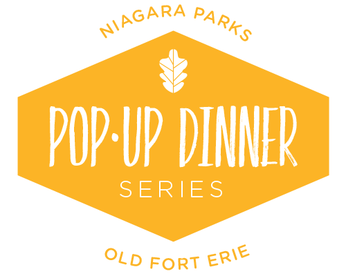 Niagara Parks Pop-up Dinner Series Old Fort Erie