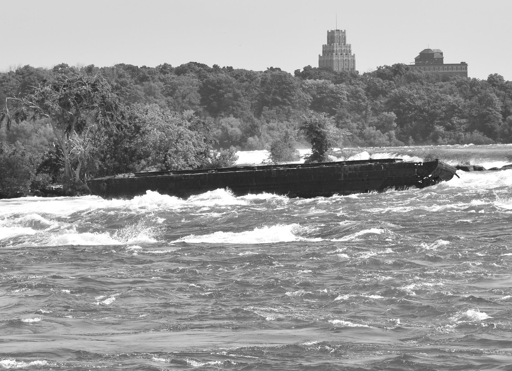 The Iron Scow Niagara Falls