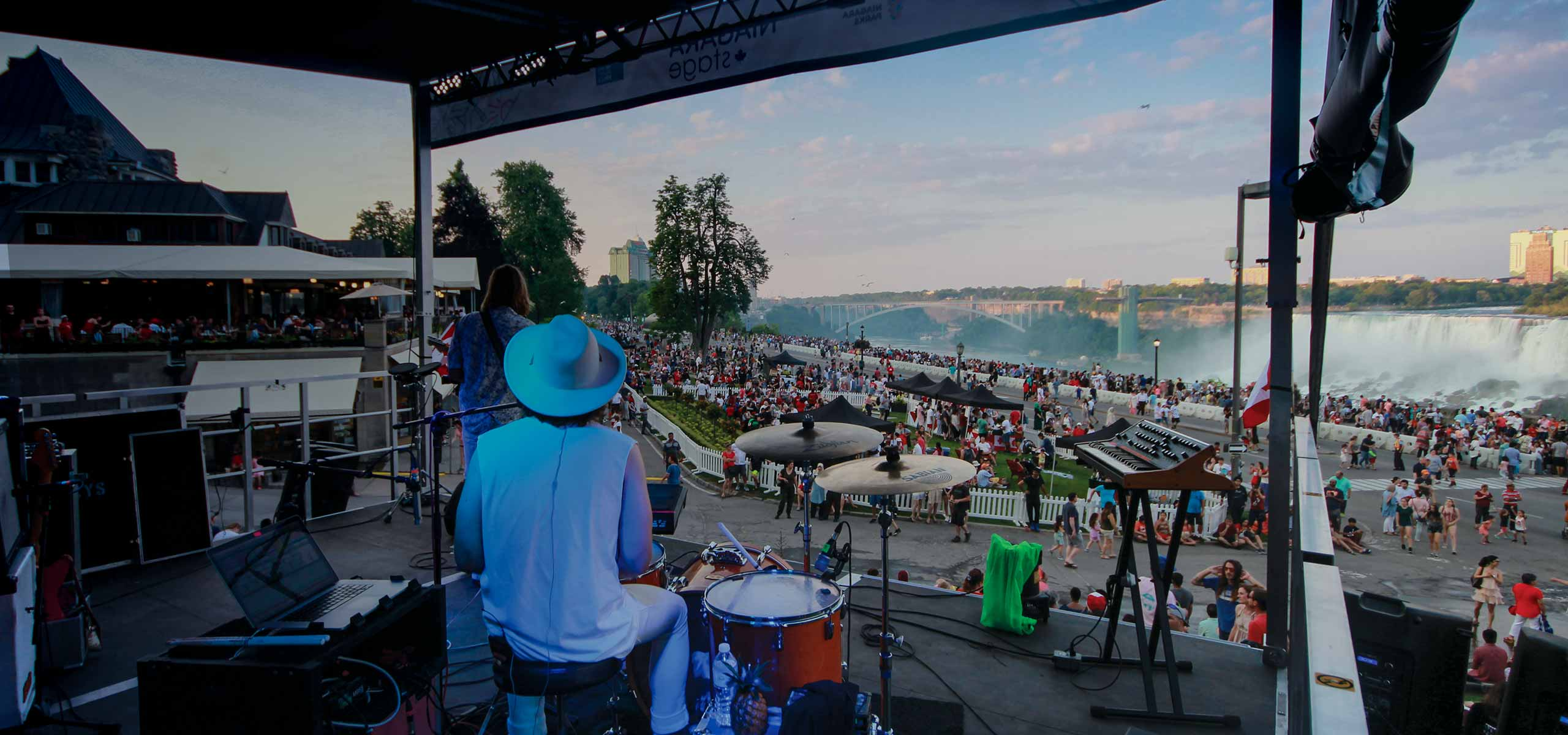 The Niagara Stage Returns Presented by Niagara Parks with Polaris Music Prize