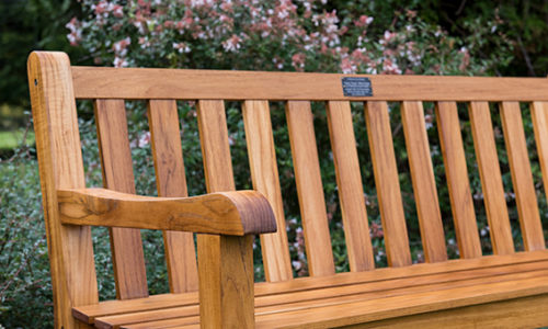 Hyde Park Bench - $5,000