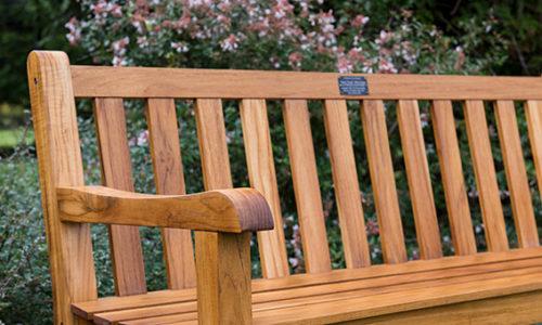 Hyde Park Bench - $5,000