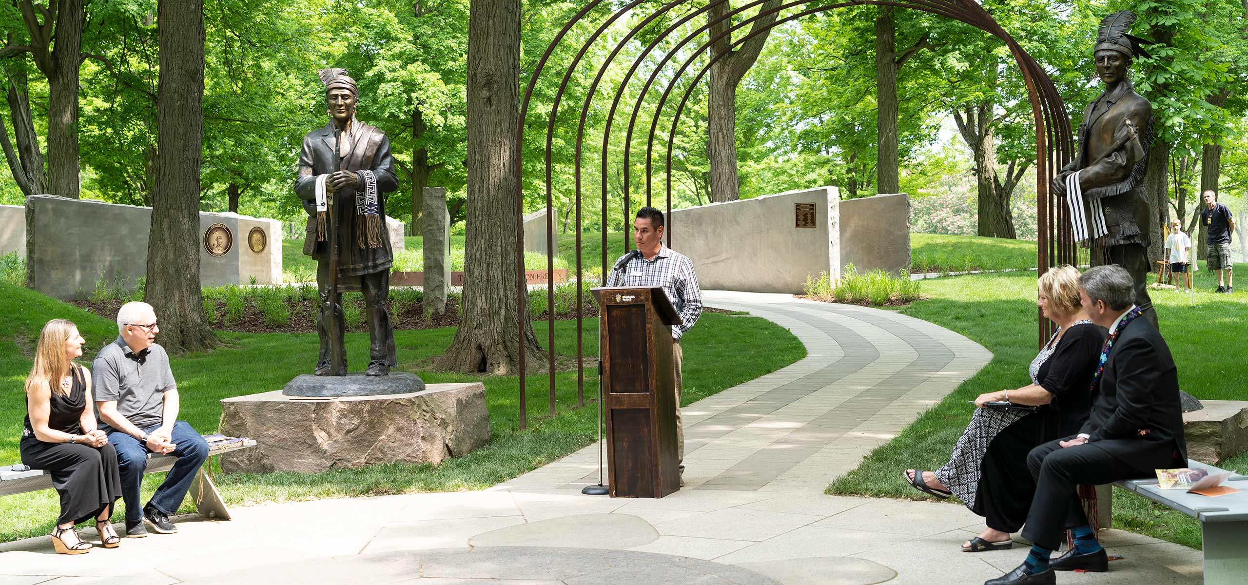 Niagara Parks Celebrates Indigenous Month