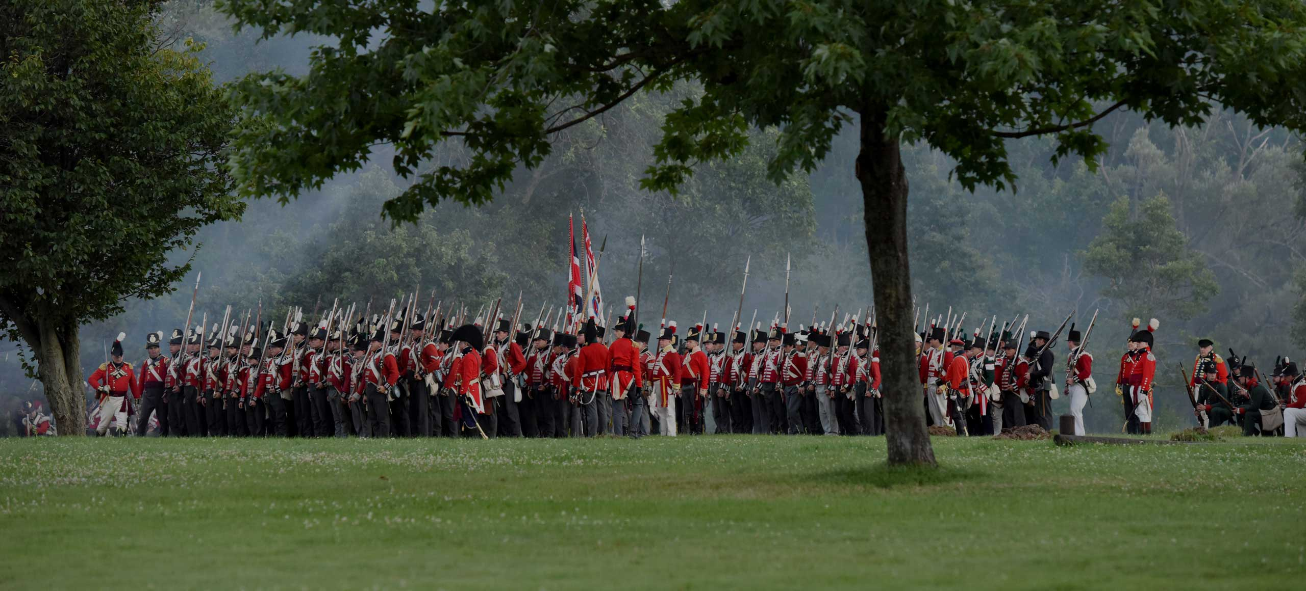 Annual Siege of Fort Erie Re-enactment Returns on New Weekend
