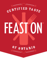Feast On Certified Taste of Ontario
