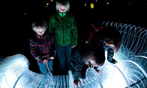 Winter Festival Of Lights Niagara Falls