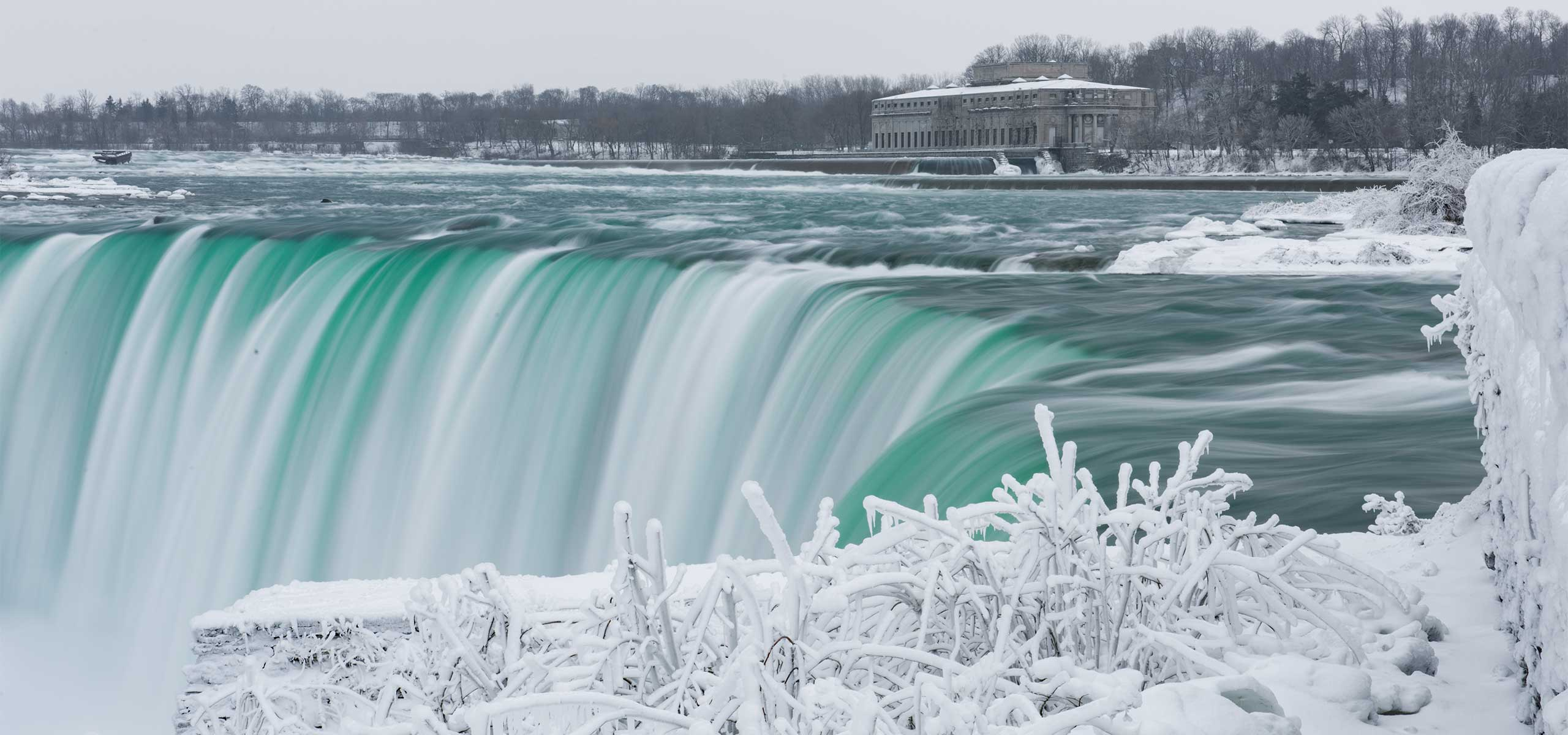 Niagara Parks to Suspend All Public Facing Operations in Compliance with Provincewide Shutdown