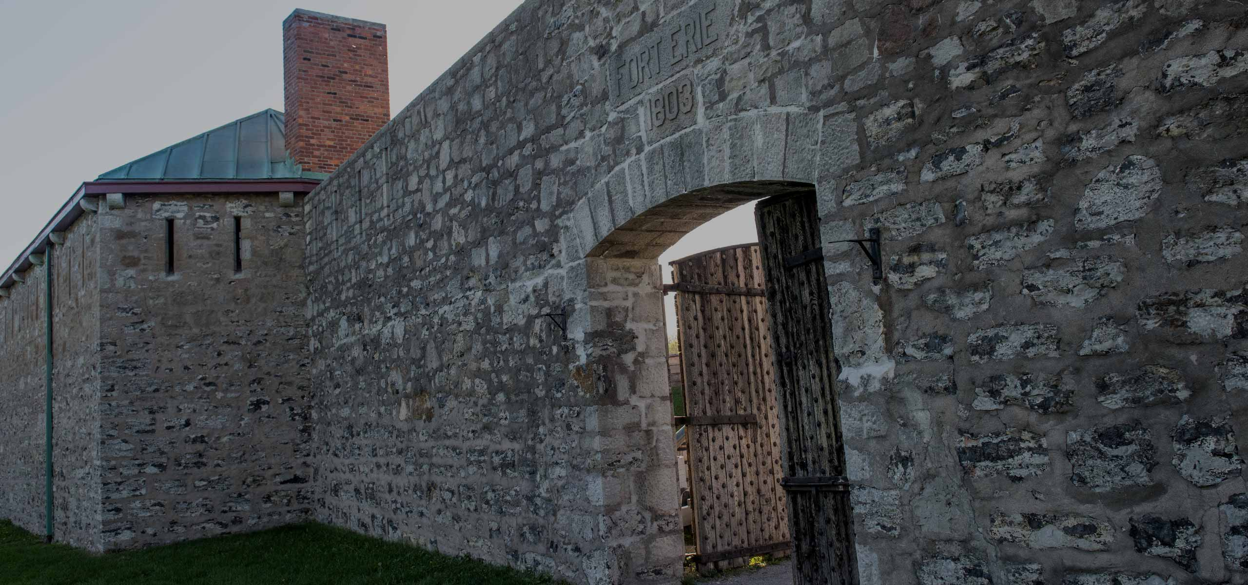 Speaker Series at Old Fort Erie