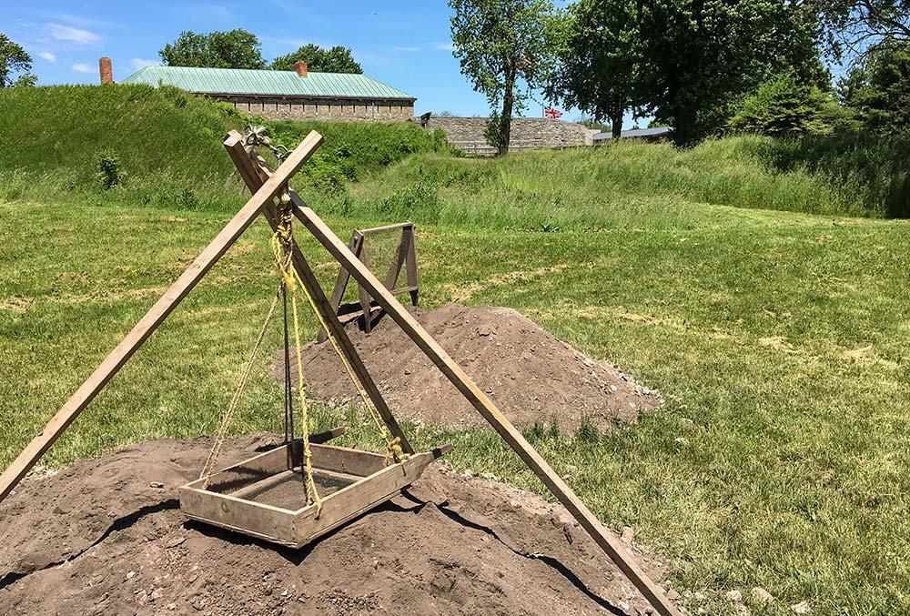 Dr. John Triggs <span>1764 Fort Erie</span>