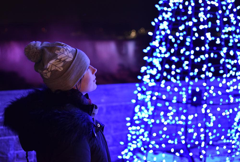 Take in Canada's largest illumination festival