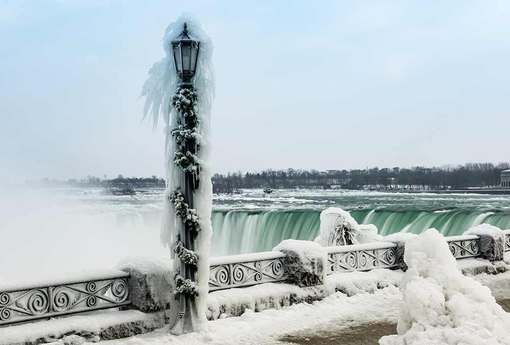 Discover a Winter Wonderland at Niagara Parks
