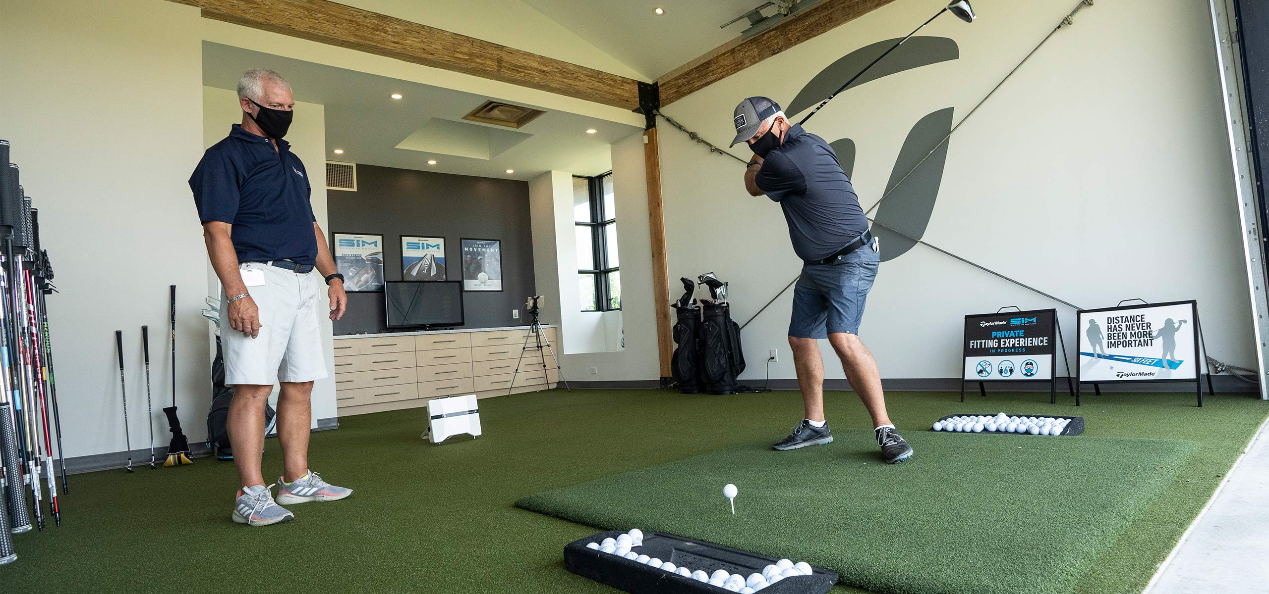 Niagara Parks Announces New TaylorMade Performance Centre at Legends on the Niagara Golf Course