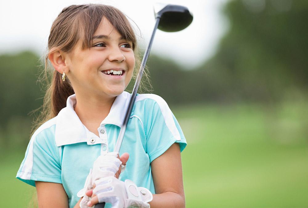 Kids Play Free: 9-Hole Golf