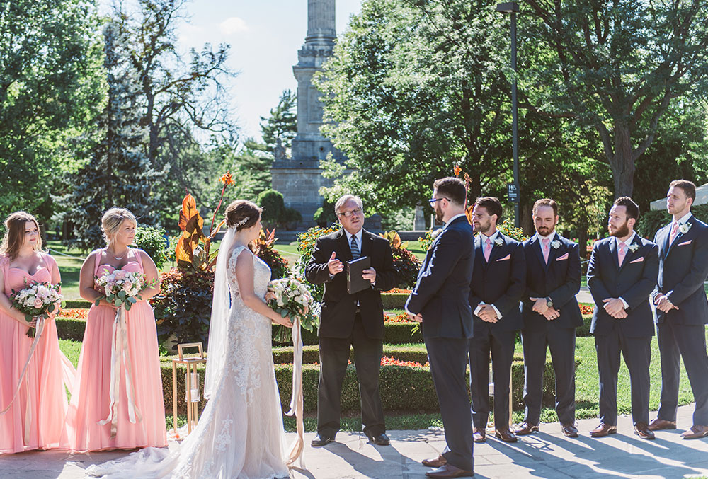 QUEENSTON HEIGHTS BRUNCH WEDDING