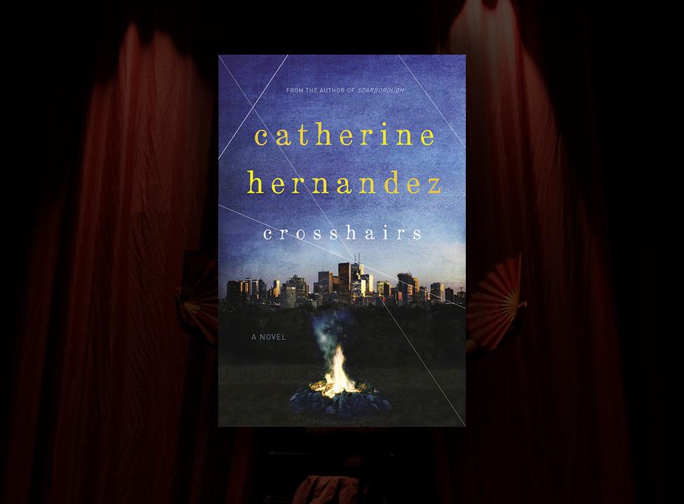 Catherine Hernandez <span>Crosshairs</span>