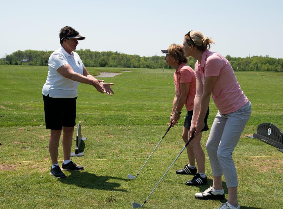 Cathy Sherk <span>Classic Golf Fundamentals</span>