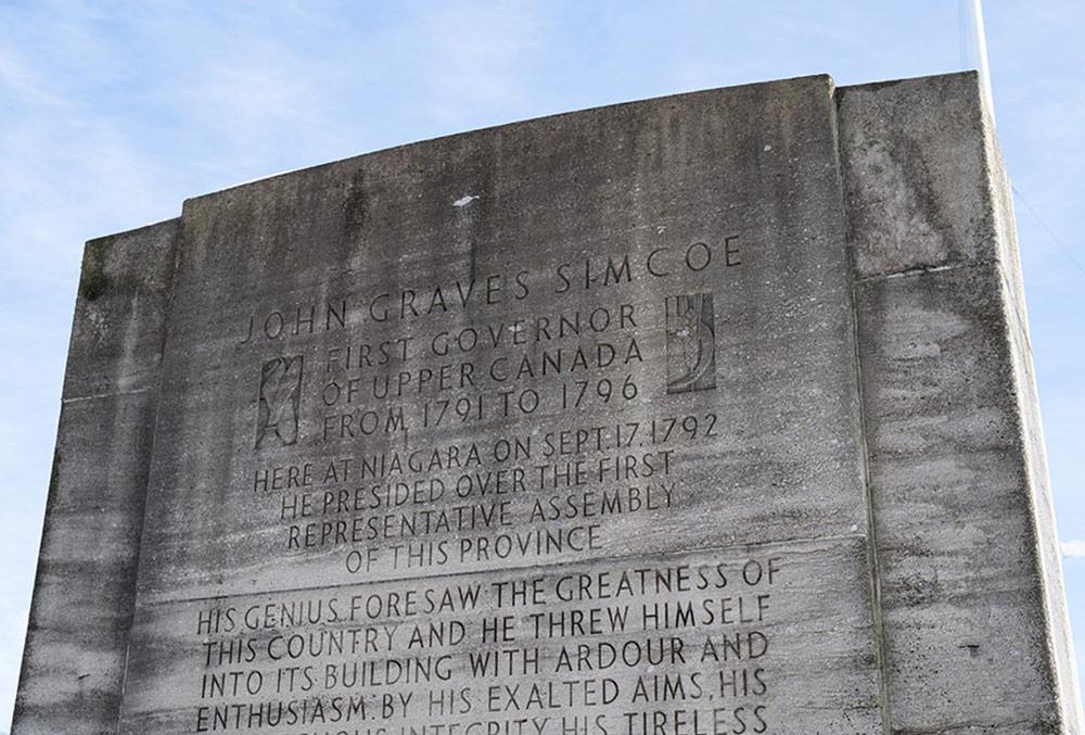 Simcoe Memorial