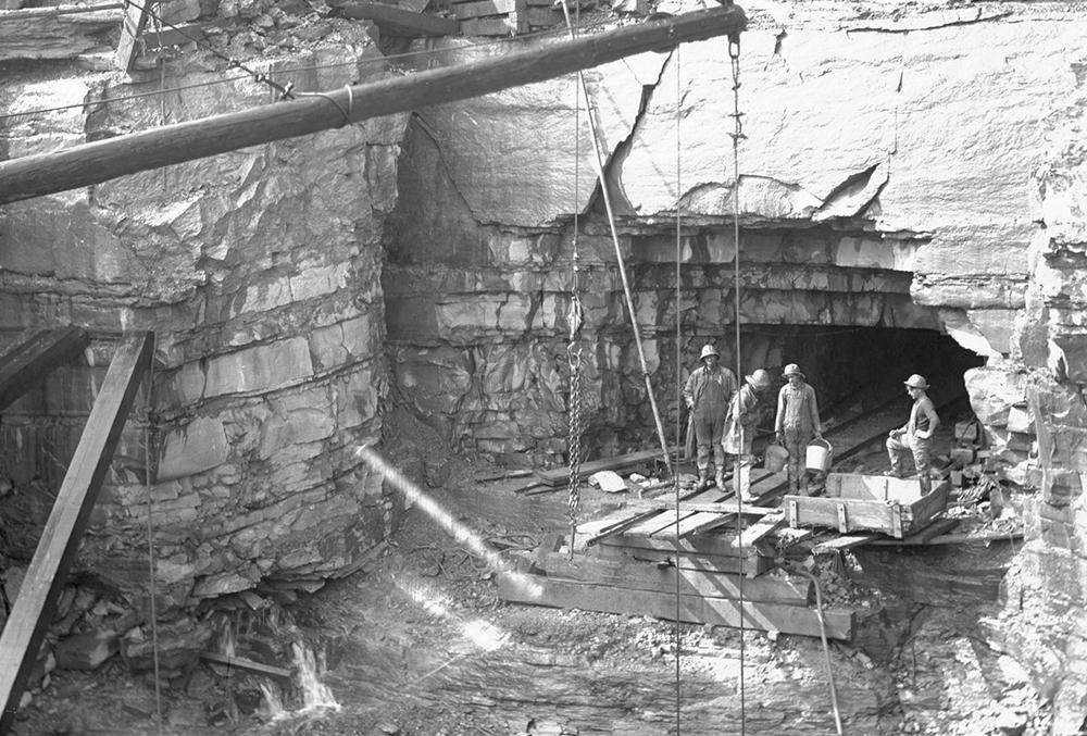 Tailrace Tunnel