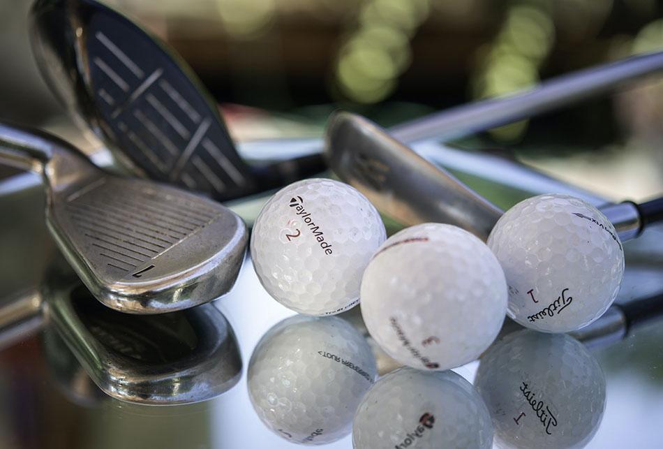 A Round of Golf
