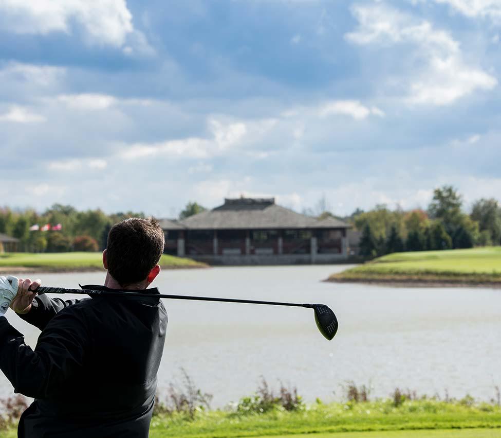 Golf Round Vouchers