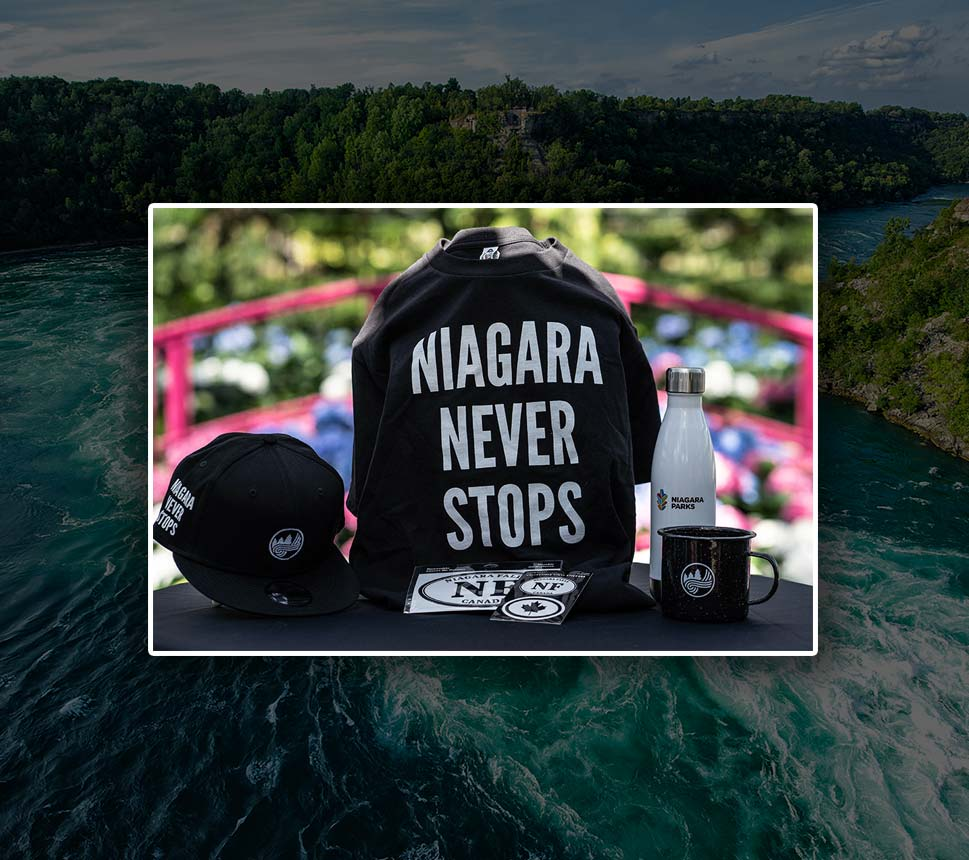 Niagara Never Stops