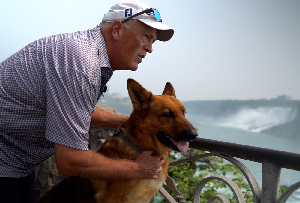 Mike and Buddy's favourite spots to visit at Niagara Parks