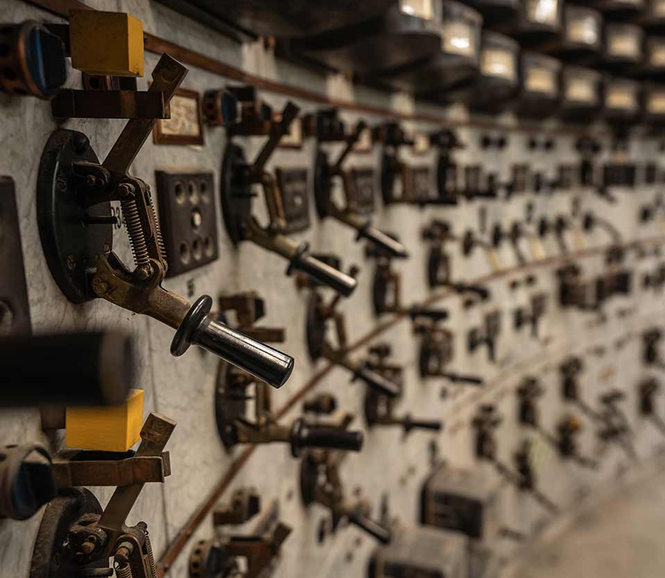 Canadian Niagara Power Panel <span>Former Station Employees</span>