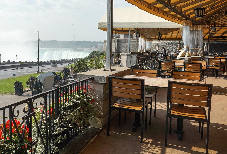 The Venue Queen Victoria Place Restaurant
